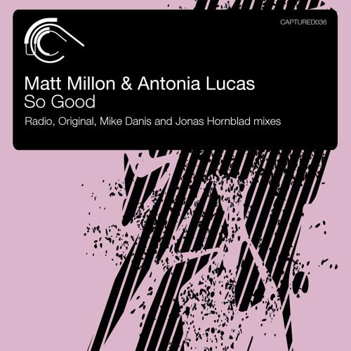 Matt Millon & Antonia Lucas - So Good (Jonas Hornblad Remix) on ASOT