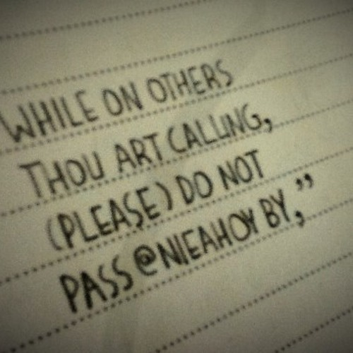 Pass Me Not, O Gentle Savior. (A Capella Cover)