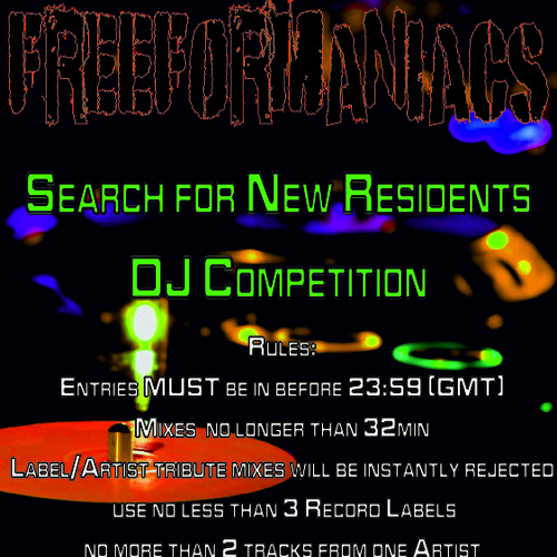 Piumaki - Freeformaniacs DJ Competition Submission Mix