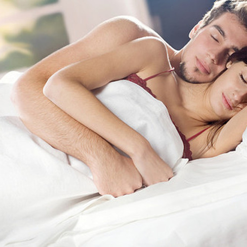 Waking up beside you