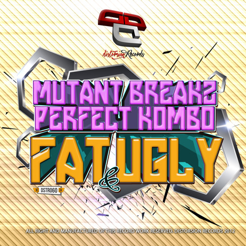 [DSTR060]Perfect Kombo & MutanBreakz - Fat & Ugly