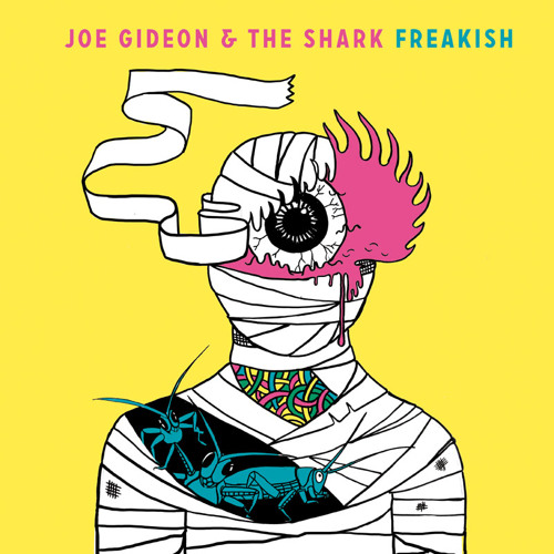 Joe Gideon & the Shark - Higher Power/Where Have All The Good Times Gone