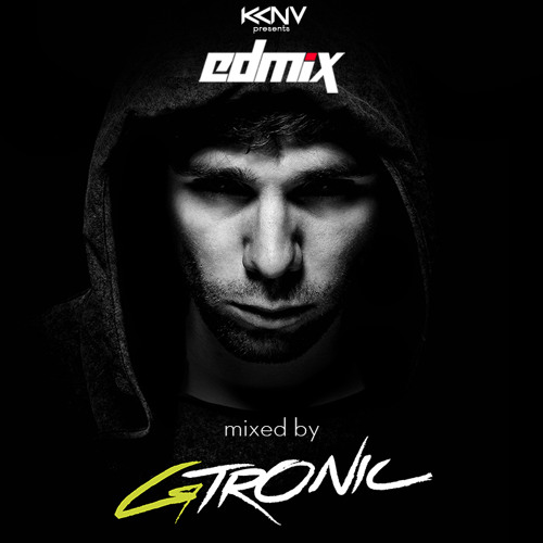 KCNV Presents EDMiX mixed by GTRONIC