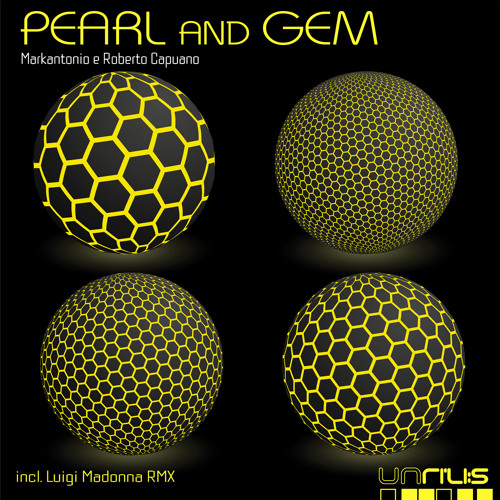 UNRILS012 - Markantonio & Roberto Capuano - Pearl (Luigi Madonna Dub Mix)
