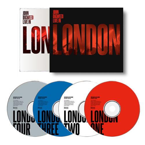 John Digweed - Live in London CD 3 & 4 Mini mix preview