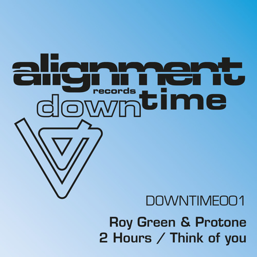 """RoyGreen & Protone - Think Of You (Downtime Rec 12"""")"""