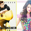 Justin Bieber & Selena Gomez - ALAYLM - Love you like a love song mashup