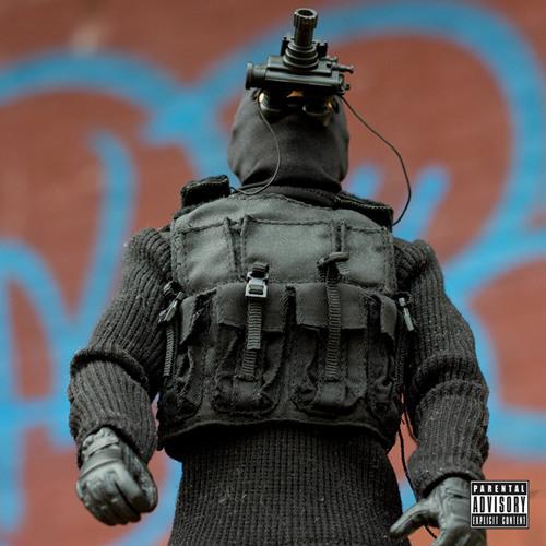 Lone Ninja - The Ghost Yard (feat. KON Sci of MindsOne & Junclassic) (Prod. By KON Sci)