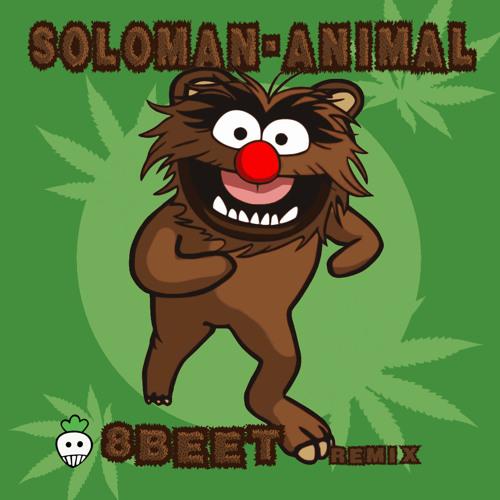 SOLOMAN - ANIMAL (8Beet remix)