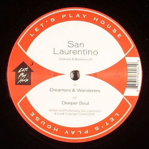 """San Laurentino - Dreamers & Wanderers 12"""" (side - A1, Let's Play House) Preview"""