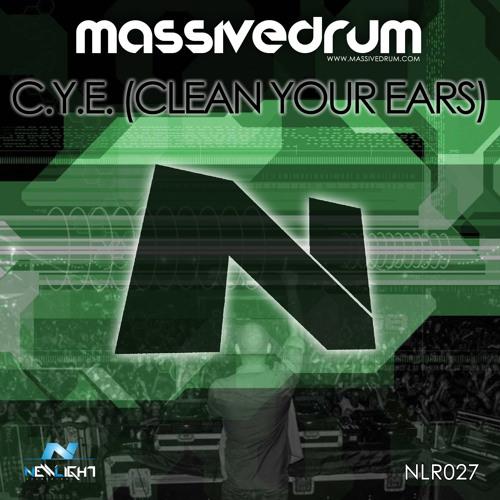 Massivedrum - C.Y.E. (Clean Your Ears) (Original Mix) PREVIEW 96Kbps