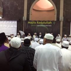majlis Rasulullah 23/11/2012 at An-Nahdhah Mosque