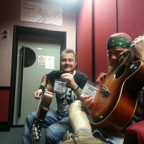 BBC Newcastle Radio Interview with We Steal Flyers 20.11.2012