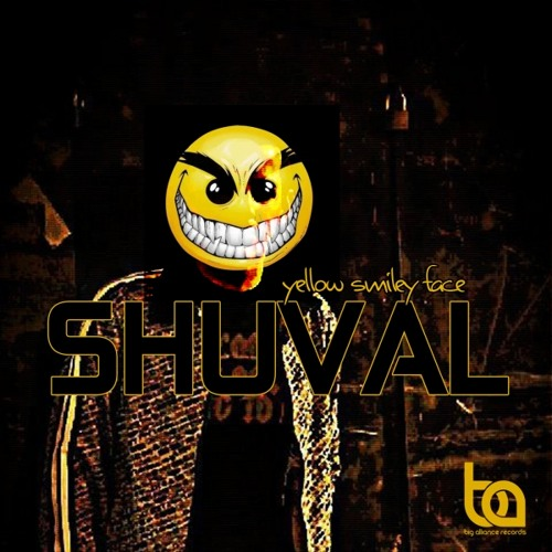 BA146 - Shuval - Yellow Smiley Face EP inc / A-Peace & Chemical Language Remixes