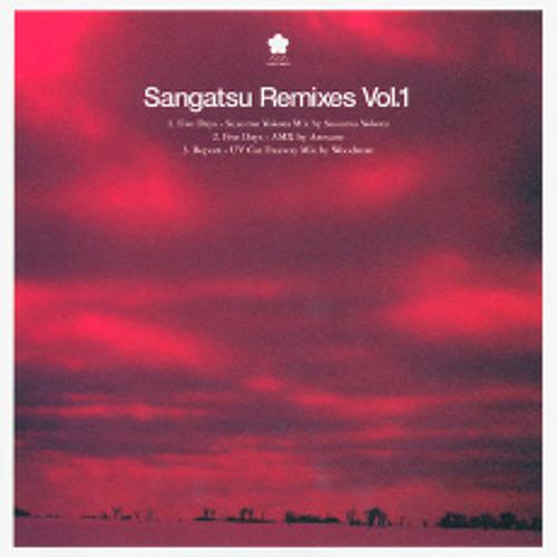 Sangatsu Remixies vol.01 - Report remixed by Woodman