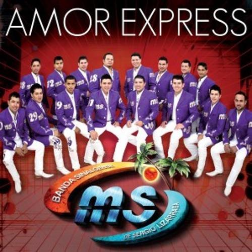 Amor Express (Personal Mix) Banda MS (Dj Gerardo Moreno)