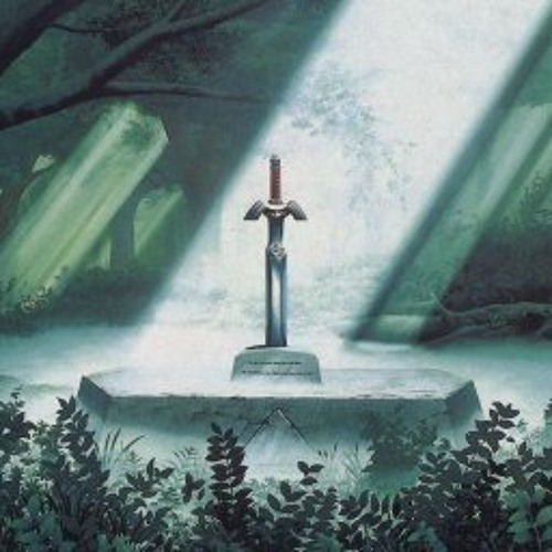Dark World - A Link to the Past Metal