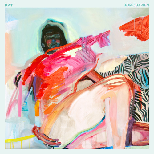 PVT - Homosapien (Select Album Tracks)