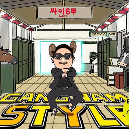 Budak Snap Remix - oppa gangnam style