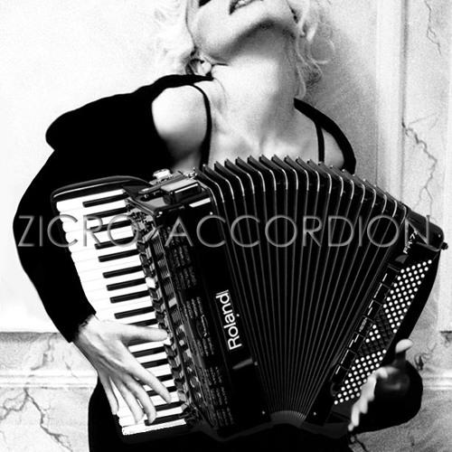 Madonna - Justify My Love 2013 (Zicro Accordion Instrumental Mix Cover)