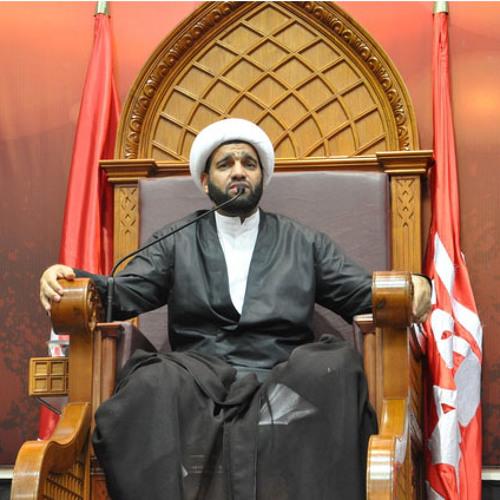 الشيخ حسن العالي-9 محرم -1434 هـ-2012 - مأتم السنابس
