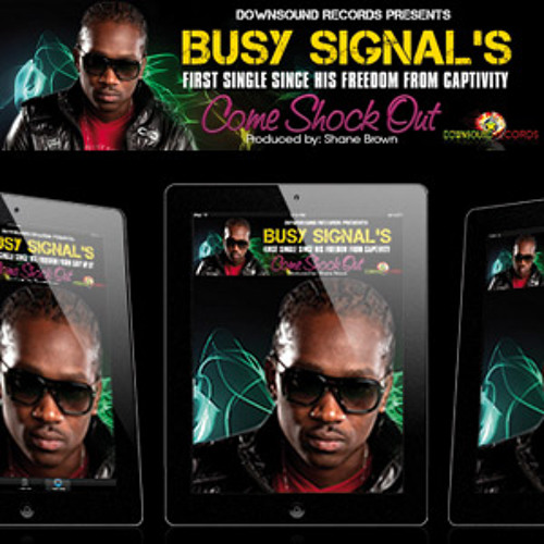 Busy Signal - Come Shock Out [New Tune 2012 - Downsound Records]