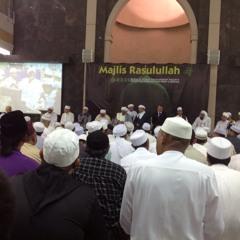 majlis Rasulullah 23/11/12 (2) at An-Nahdhah Mosque