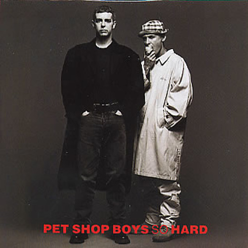 Pet Shop Boys - So Hard (2012 Retro Red Zone Eclipse Mix)