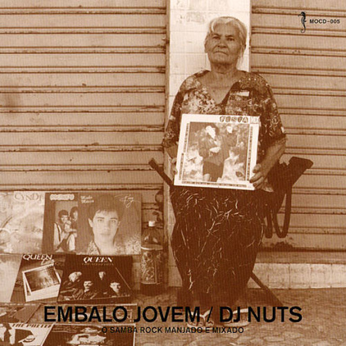 DJ Nuts - Embalo Jovem (2008) Mixtape