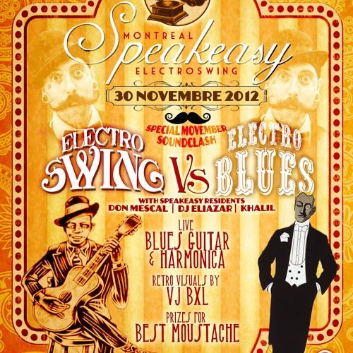 DJ Eliazar - Swing Those Blues Away