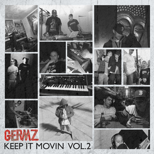 Keep It Movin - feat. Blame One & Big Left