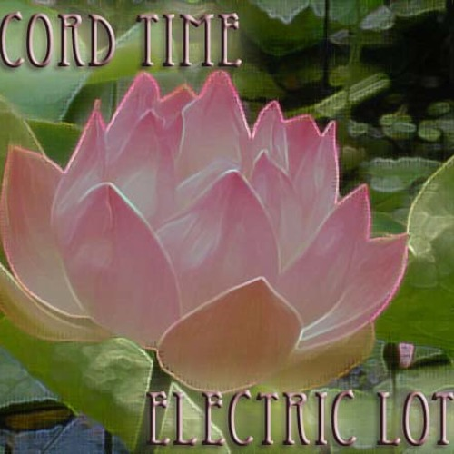 Electric Lotus (Record Time)