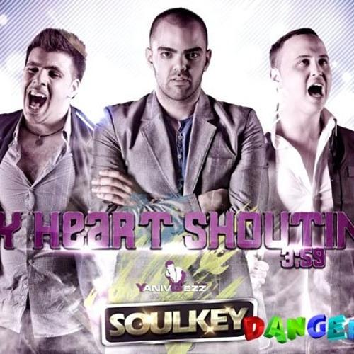 DJ FIRLY - Soulkey Feat. Yaniv Gezz - My Heart Shouting