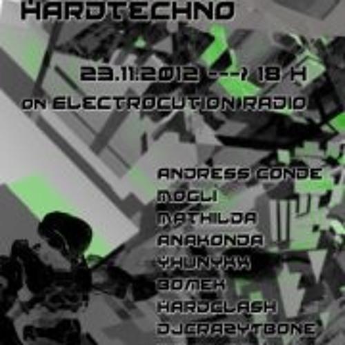 DJ Anakonda @ War of Hardtechno on Electrocution Radio 23.11.12