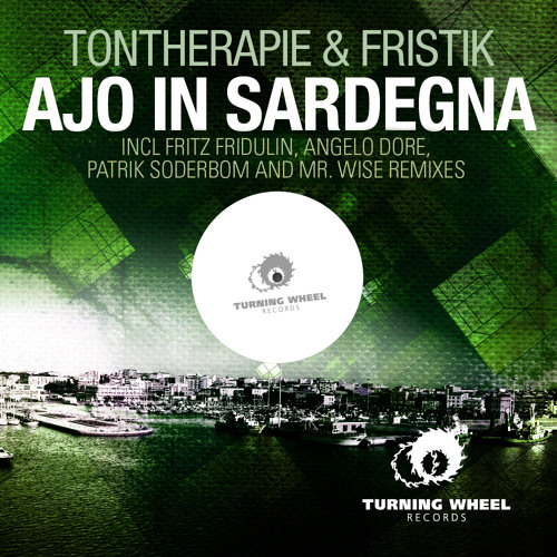 Fristik & Tontherapie - Ajo In Sardegna ( FRITZ FRIDULIN remix )