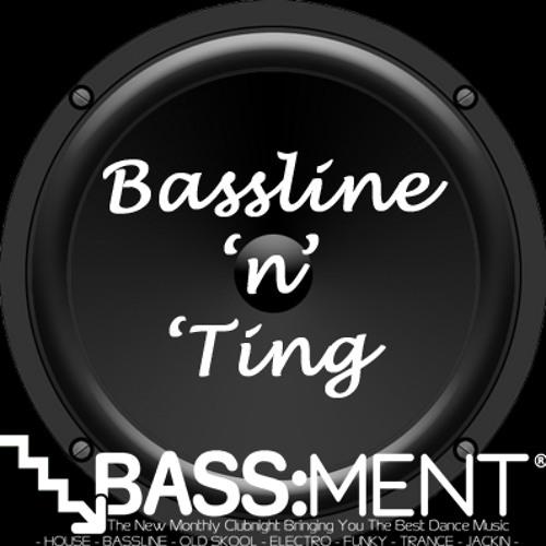 CJ Huckerby - Classic Bassline 'n' Ting