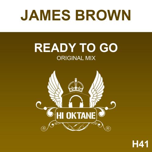 HI OKT 041 - James Brown - Ready To Go