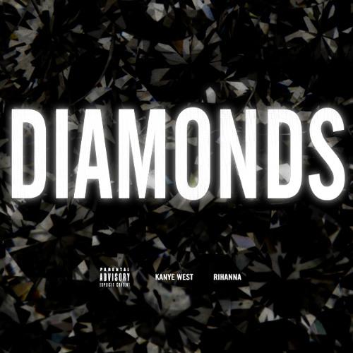Kanye West - Diamonds (feat. Rihanna) (2nd version)