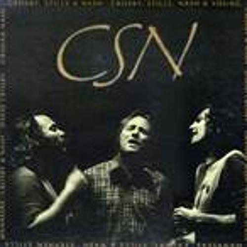 """Woodstock"" - Crosby, Stills & Nash (live)"