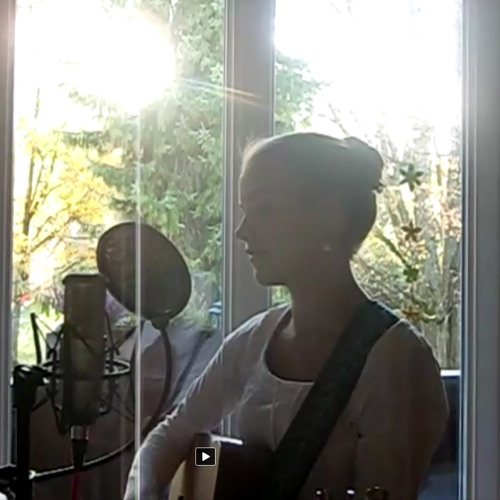 So If You Love Me - song from the movie 'Ein Sommer in Kapstadt' (cover by Tessy)