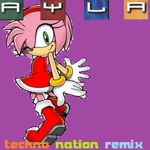 Ayla ayla(techno nation remix)