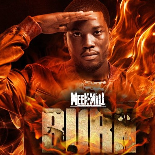 Burn it Down - Meek Mill French Montana type beat (Prod. by 3k-beatz)