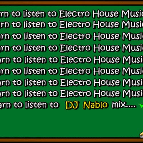 ELECTROHOUSE MIX December 2012 - Dj Nablo @FREE DOWNLOAD