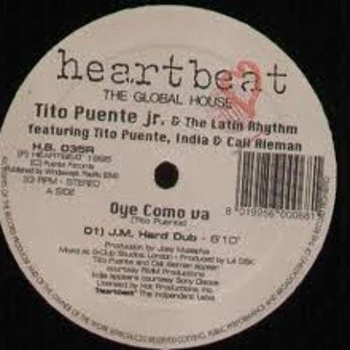 Tito Puente Jr. & The Latin Rhythm Orchestra Ft. India -Oye Como Va (Joey Musaphia Main Mix)vinyl