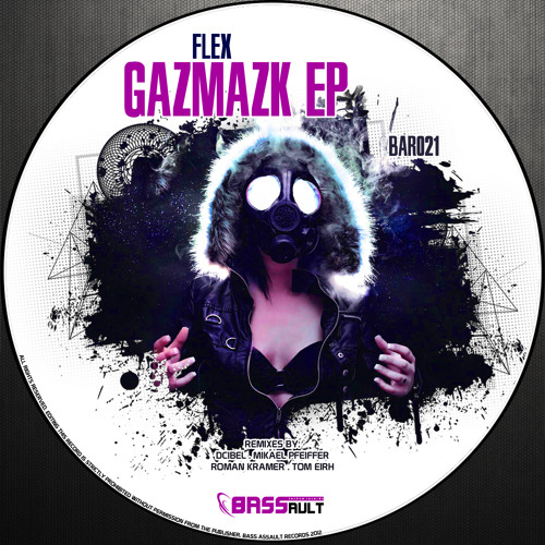 BAR021 // Flex - Redline (Roman Kramer Remix)