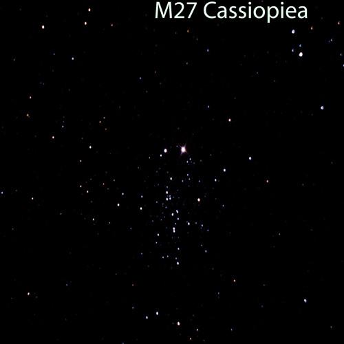 M27 - Cassiopiea Pt 2