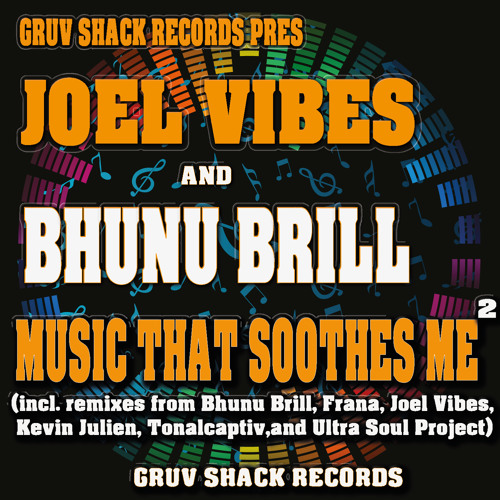 Joel Vibes & Bhunu Brill  - Music That Soothes Me (Part Two)