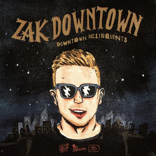 Zak Downtown - Blood Flow (Sleepy Bit Remix)