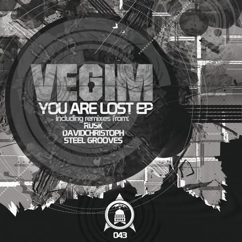 Vegim - You Are Lost ( DavidChristoph Remix ) - Capital Techno Recordings