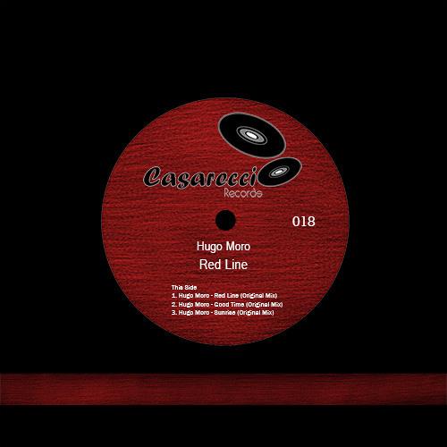 Hugo Moro - Red Line (Original Mix) [CR018]